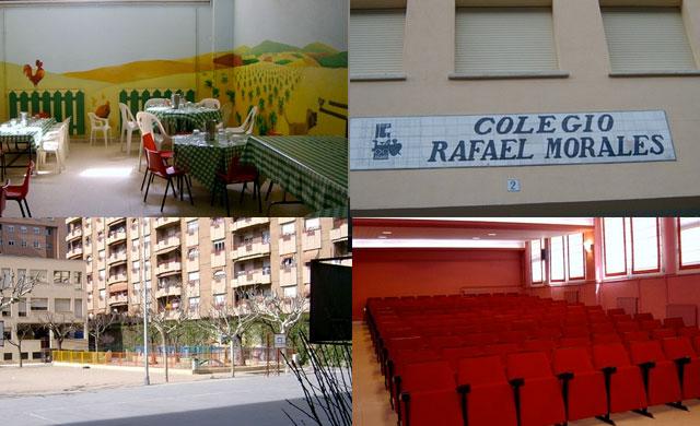 El colegio 'Rafael Morales' muestra su proyecto educativo el 28 de enero