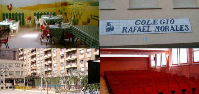 Diversión y solidaridad en la Semana Cultural del colegio 'Rafael Morales'