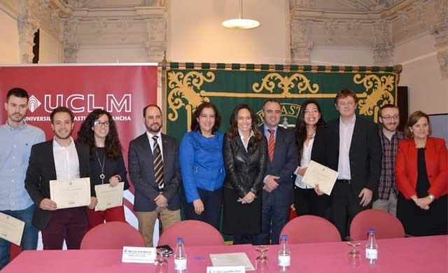 Fundación Caja Rural y UCLM premian los mejores Trabajos Fin de Grado