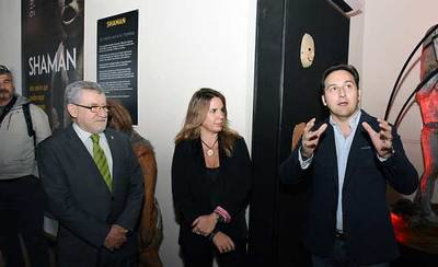 Iker Jiménez y 'Cuarto Milenio. La exposición' llegan a Toledo