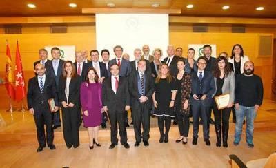 Brillante gala de entrega de premios de la AEEPP 2017