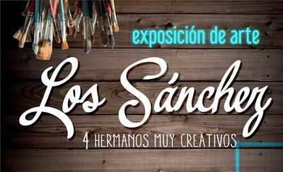 Los Sánchez, '4 hermanos muy creativos', arte familiar talaverano