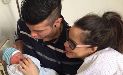 Nace el primer hijo del chef talaverano Carlos Maldonado