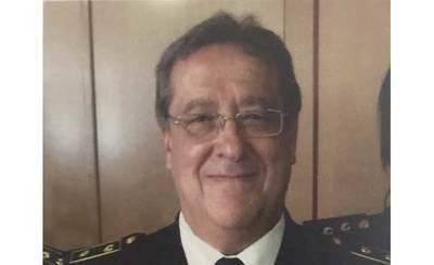 Despedida y homenaje al inspector jeje Martín García Muñoz