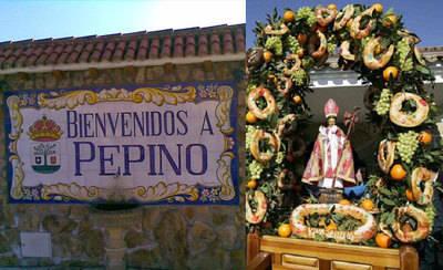 Comienzan las Fiestas de San Blas en Pepino con un completo programa