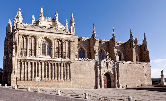 Comienza la restauración del monasterio de San Juan de los Reyes en Toledo