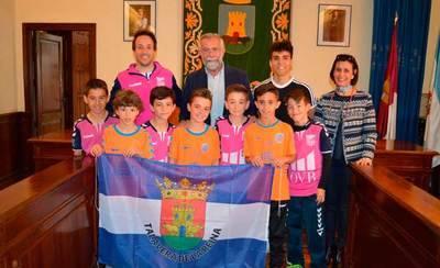 Ramos apoya a los siete jugadores convocados por la selección de fútbol sala
