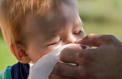 El número de niños con alergias aumenta un 2% cada año