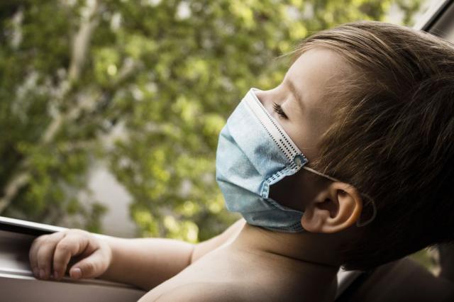 ¿Cuáles son los síntomas del Covid-19 en los niños?