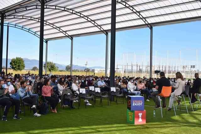 Ebora Formación inaugura nuevo curso afianzándose como centro de referencia en FP privada
