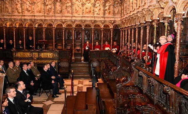 El nuevo deán pide colaboración para impulsar la Catedral de Toledo
