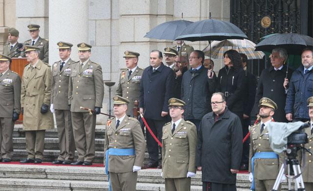 Javier Marcos Izquierdo, nuevo director de la Academia de Infantería