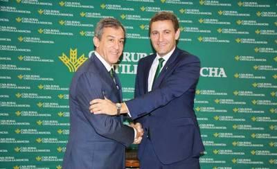 Javier López, nuevo presidente de Caja Rural Castilla-La Mancha
