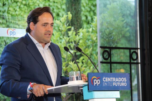 Núñez respalda la marca 'Castilla-La Mancha Suma' pero la circunscribe a la estrategia nacional del PP