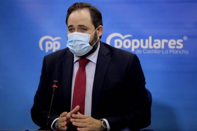 Núñez es proclamado candidato único a la Presidencia del PP de CLM