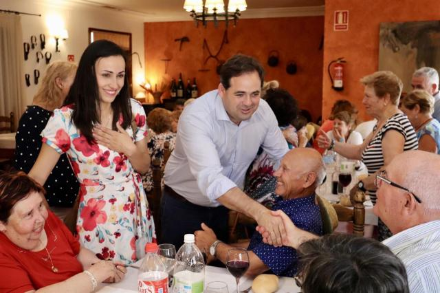 Núñez avanza que su Ley contra la Despoblación tomará como modelo los textos de Galicia, Castilla y León y La Rioja