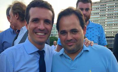 Paco Núñez vio a un Casado 'presidente' en el Debate de RTVE
