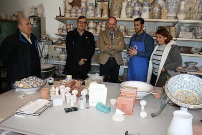 CLM licita las obras de adecuación del Centro de Formación de la Artesanía y el Vidrio