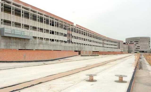 Arrancan las obras del proyecto modificado del hospital de Toledo