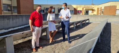 Casi 2 millones de euros invertidos en el nuevo sistema de ahorro energético