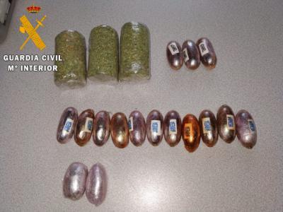 SUCESOS | Intenta introducir droga en Ocaña