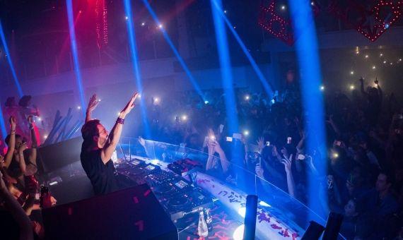 Fiesta en una discoteca, en una imagen de archivo / EUROPA PRESS