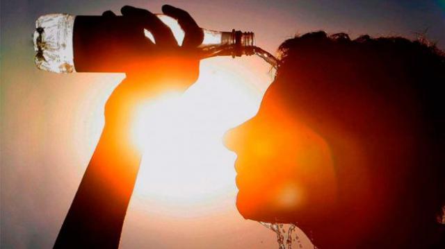 Primera ola de calor: se esperan temperaturas cercanas a los 50ºC