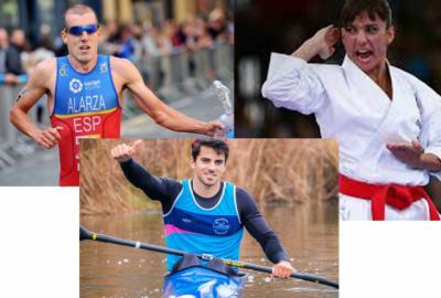 Esta tarde tienes una cita: será el homenaje a los olímpicos talaveranos