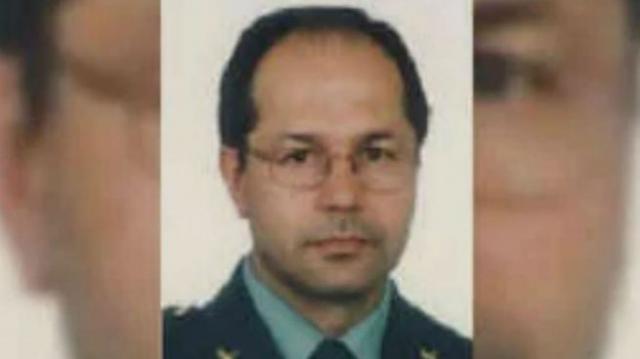 La misa en memoria del Guardia Civil, Pablo García Oliva, será el 4 de enero en la Basílica del Prado