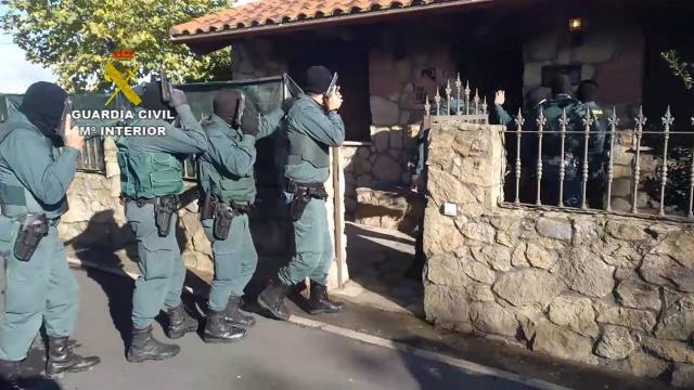 Operación Habitat Trilece | GUARDIA CIVIL