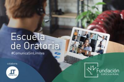 EUROCAJA | La 'Escuela de Oratoria' abre sus puertas de manera online