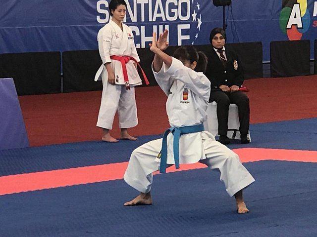 Sandra Sánchez se cuelga la medalla de oro de la Serie A de Chile