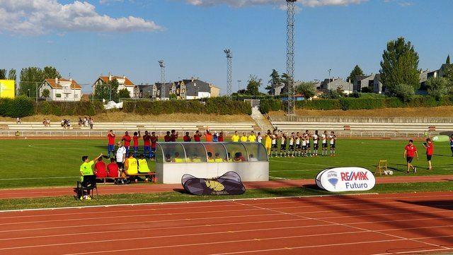 El CF Talavera regresa de su partido en Salamanca con las manos vacías