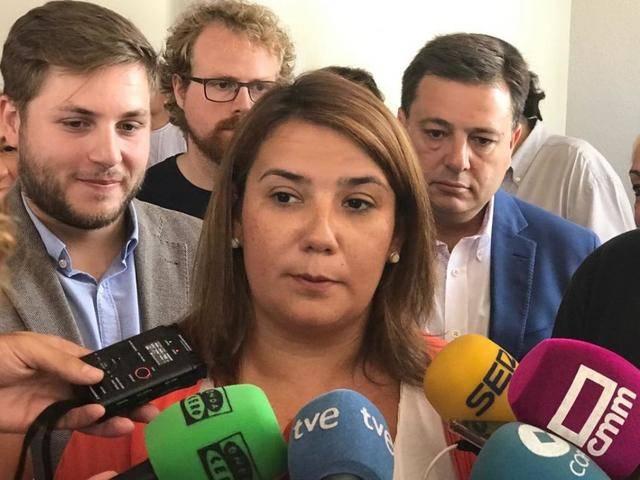 Agustina García lamenta que Tejerina no visitara los embalses de cabecera del Tajo,