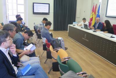 Una delegación de Corea del Sur conoce el sistema de financiación y contabilidad de Castilla-La Mancha