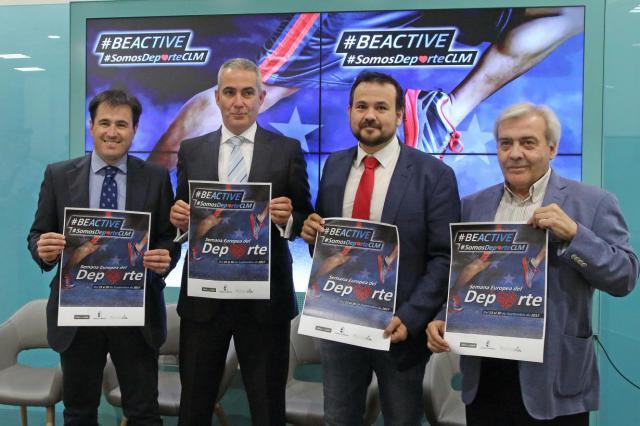 Castilla-La Mancha será la región con más actividades deportivas de todo el territorio nacional