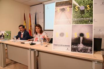 Los pantanos de cabecera del Tajo, Entrepeñas y Buendía, están al nivel más bajo de los últimos 22 años