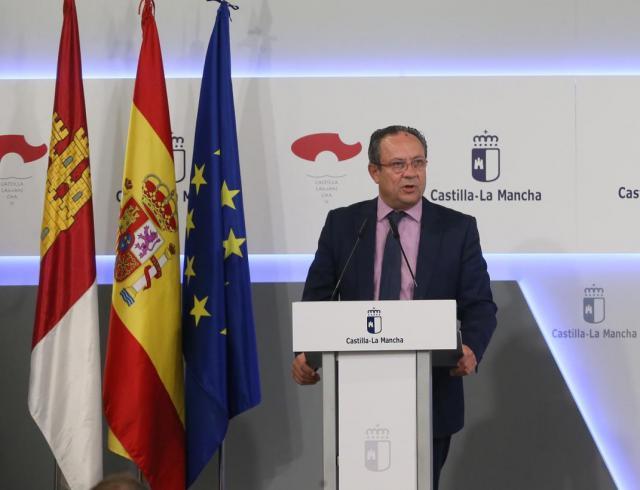 El Gobierno regional valora que Castilla-La Mancha esté entre las tres comunidades autónomas que más crecerán este año