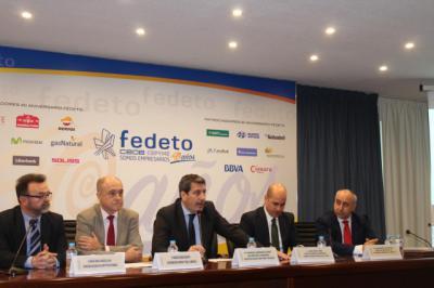 CLM anima a los empresarios de la provincia de Toledo a disponer de las ayudas de 'Adelante Inversión'