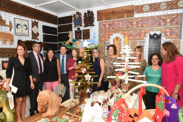 Más de 200 artesanos presentan sus productos desde hoy hasta el 15 de octubre