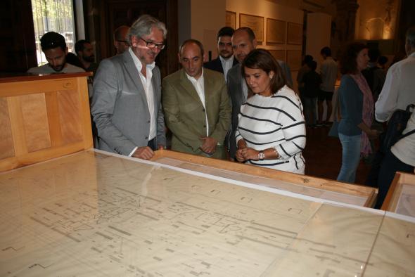 CLM anuncia la licitación del Centro de Formación de la Cerámica y el Vidrio y el desarrollo de la exposición 'aTempora' en 2018 en Talavera