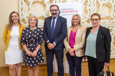 El Gobierno regional destaca la importancia de la inserción laboral en el tratamiento de las personas con problemas de salud mental