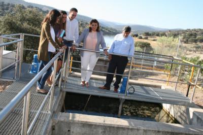 Castilla-La Mancha dota de un Plan de Emergencia a la presa del Gévalo que abastece a municipios de La Jara