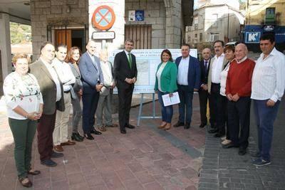 La Junta destina 6,3 millones para mejorar las carreteras que comunican la comarca de la Sierra de San Vicente y Talavera