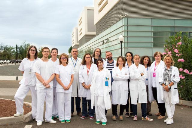 Los Servicios de Apoyo a la Investigación del Hospital Nacional de Parapléjicos desarrollan una jornada de puertas abiertas