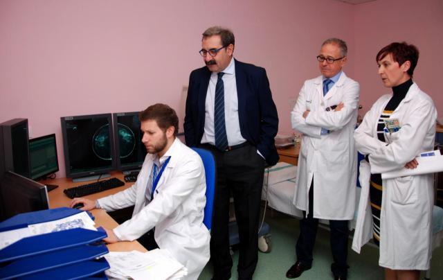 CLM refuerza la Unidad de Patología de la Mama del Hospital de Talavera con un nuevo circuito asistencial