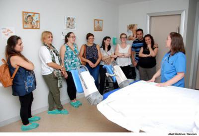 Más de 600 embarazadas han participado en el 'paritour' del Hospital de Talavera