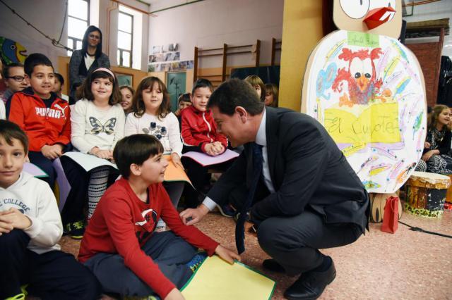 """Artículo del presidente García-Page con motivo del Día Universal de la Infancia: """"Un día para escuchar a la infancia"""""""