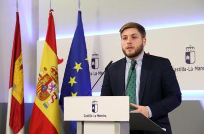 El portavoz del Gobierno regional, Nacho Hernando, informa de los acuerdos del Consejo de Gobierno