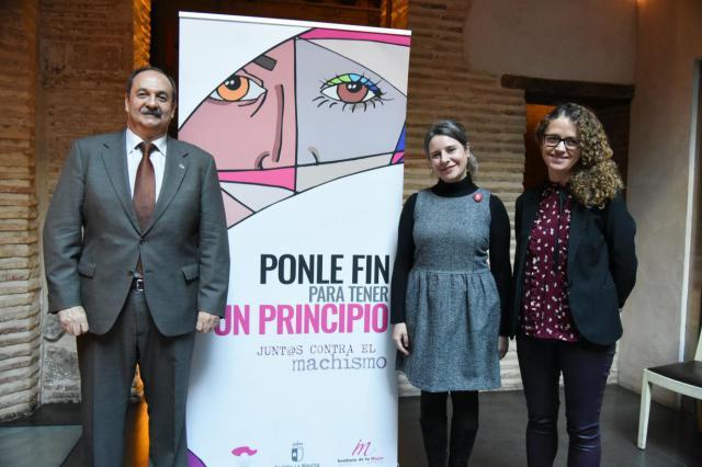 La campaña ´Tu papel es clave contra el machismo´ llegará a más de 700 establecimientos hosteleros de Castilla-La Mancha